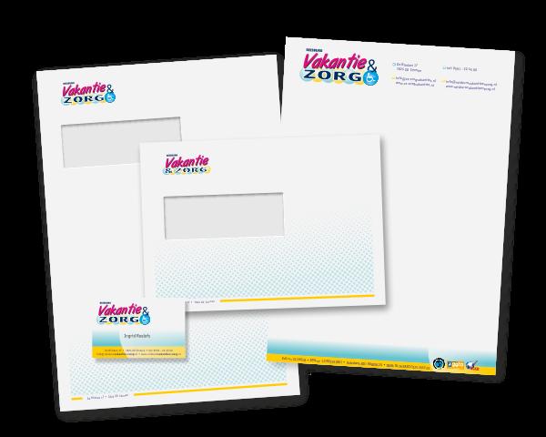 visitekaartjes briefpapier enveloppen